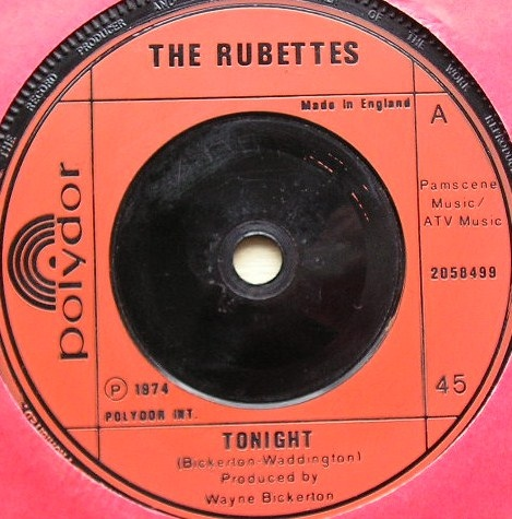 Rubettes, The - Tonight