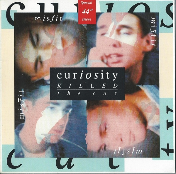 Curiosity Killed The Cat - Misfit (Poster Sleeve)