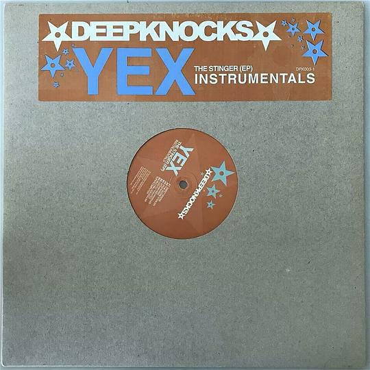 Yex - The Stinger (EP)