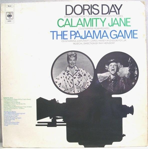 Doris Day, Howard Keel, Eddie Foy, Jr., John Raitt - Doris Day Sings Songs From Calamity Jane