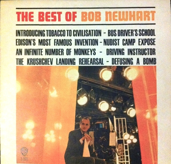 Bob Newhart - The Best Of Bob Newhart