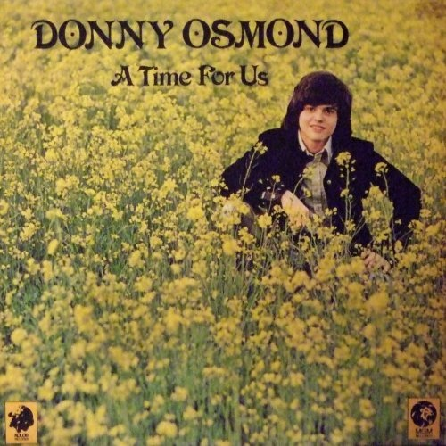 Donny Osmond - A Time For Us