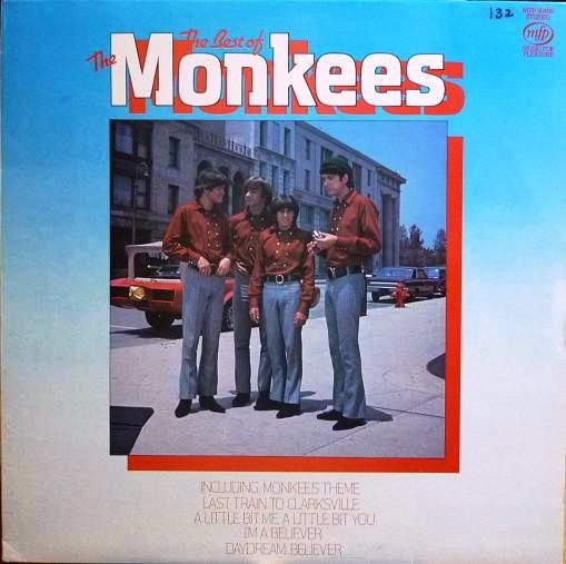 Monkees, The - The Best Of The Monkees