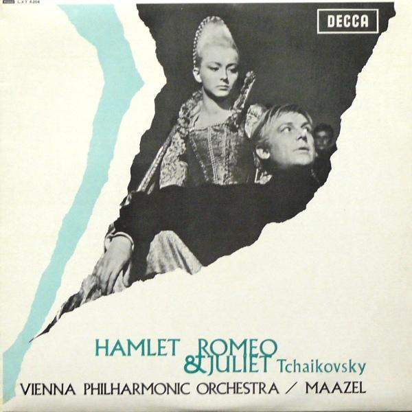 Tchaikovsky -Vienna Philharmonic Orchestra -Maazel - Romeo & Juliet / Hamlet