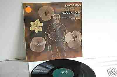 SAINT-SAENS - Piano Concerto n.1 / n.3