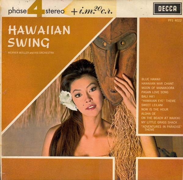 Werner M?ller And His Orchestra - Hawaiian Swing