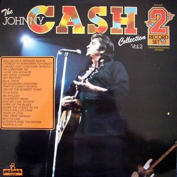 Johnny Cash - The Johnny Cash Collection - Vol. 2