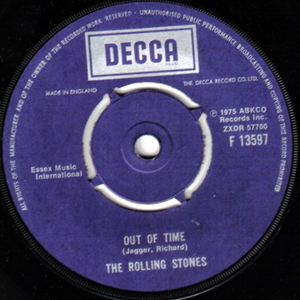 Rolling Stones, The - Out Of Time