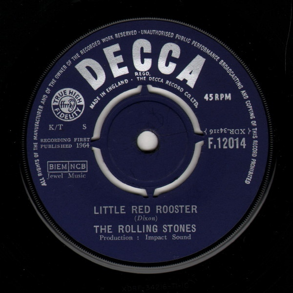 Rolling Stones, The - Little Red Rooster