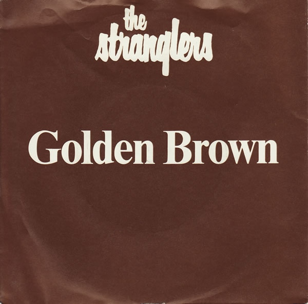 Stranglers, The - Golden Brown