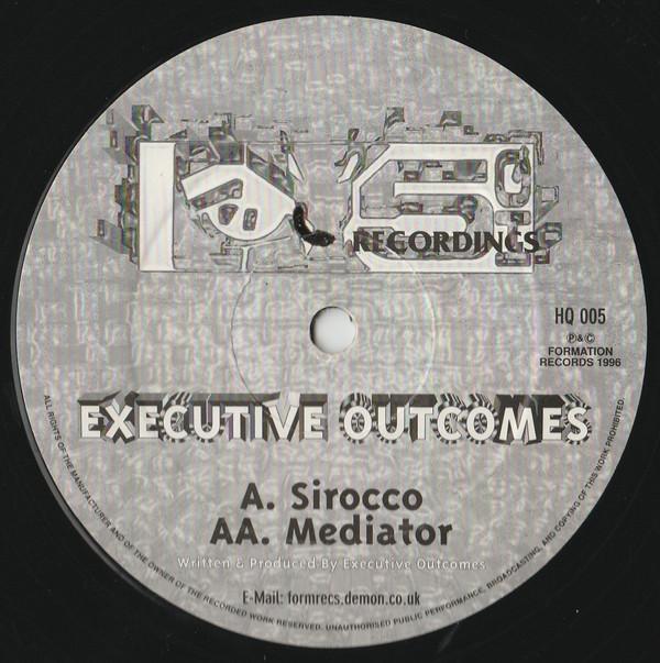 Executive Outcomes - Sirocco / Mediator