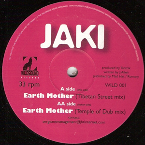 JAKI - EARTH MOTHER