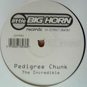 PEDIGREE CHUNK - THE INCREDIBLE