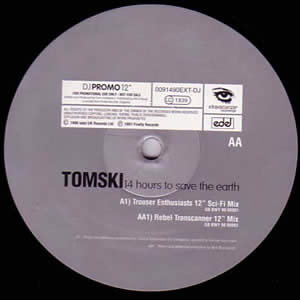 TOMSKI - 14 HOURS TO SAVE THE EARTH