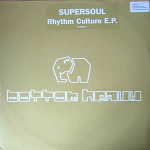 SUPERSOUL - RHYTHM CULTURE EP