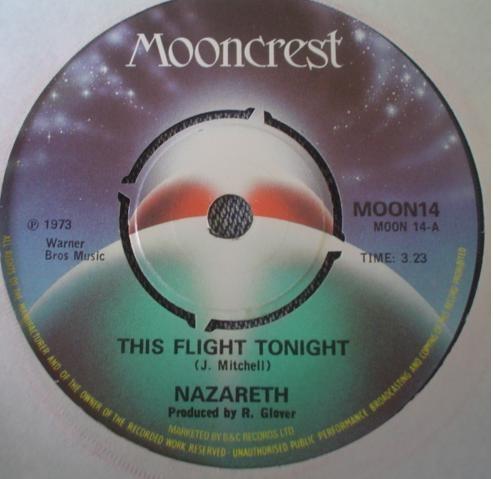 Nazareth - This Flight Tonight