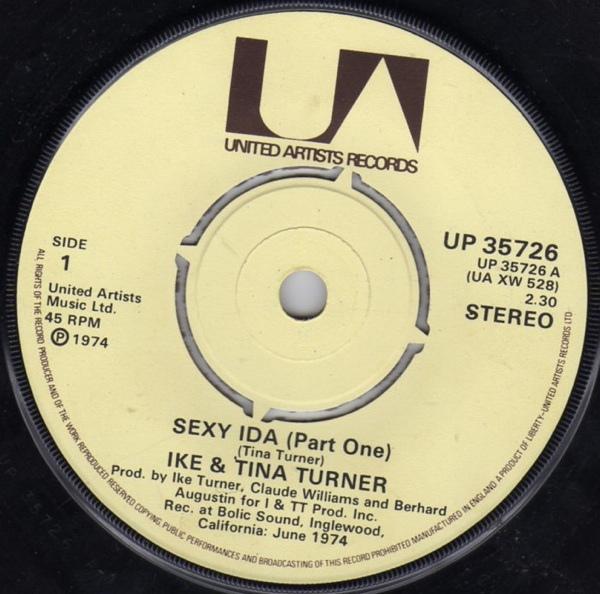 Ike & Tina Turner - Sexy Ida (Part One)