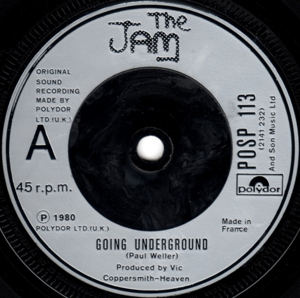 Jam, The - Going Underground