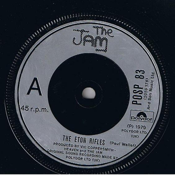 Jam - The Eton Rifles Album
