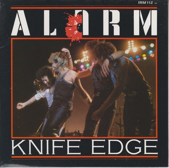Alarm, The - Knife Edge