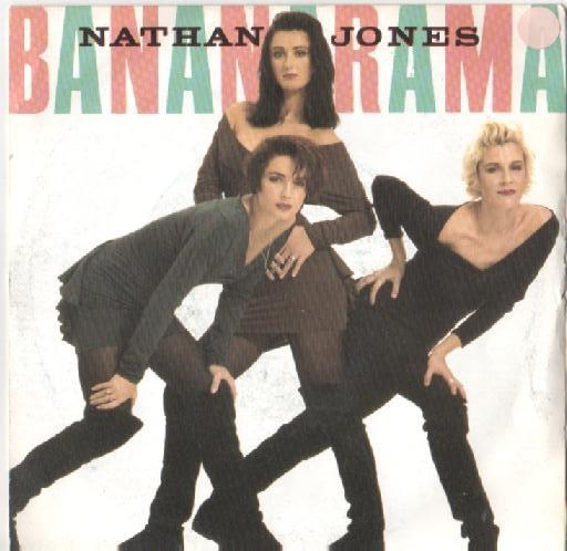 Bananarama - Nathan Jones LP