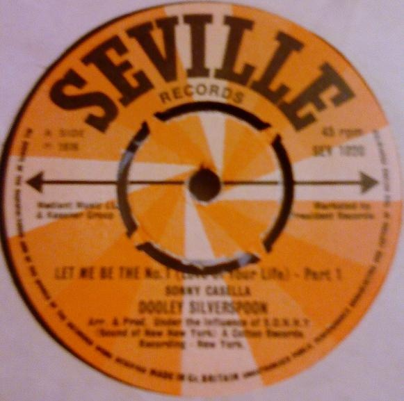 Dooley Silverspoon - Let Me Be The No.1 (Love Of Your Life)