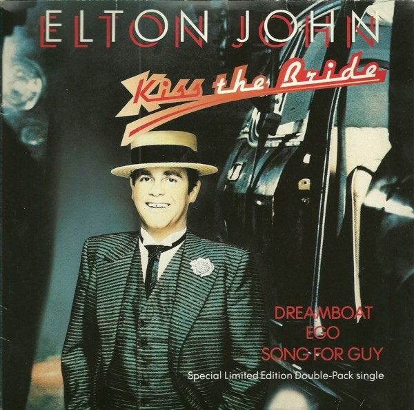 Elton John - Kiss The Bride
