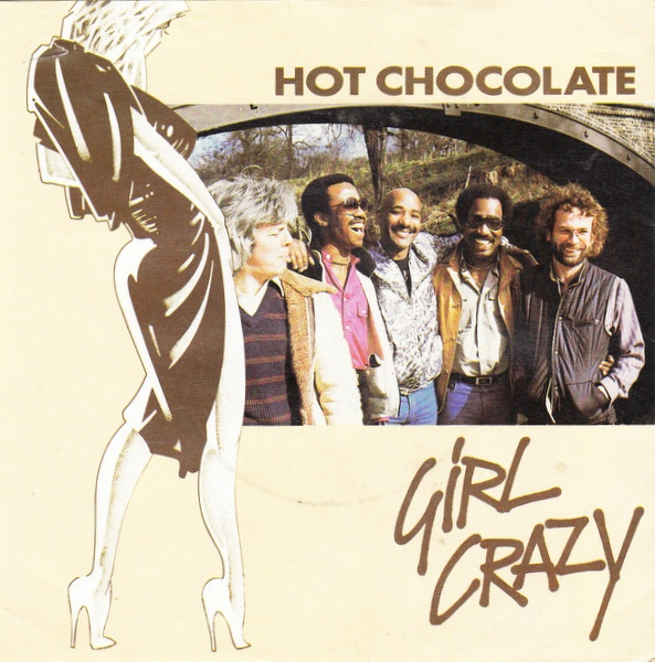 Hot Chocolate - Girl Crazy