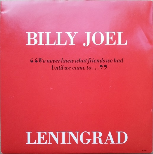 Billy Joel - Leningrad