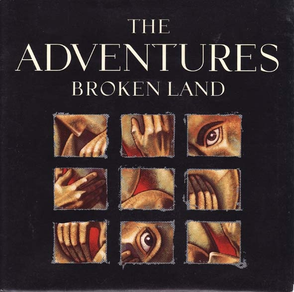 Adventures, The - Broken Land