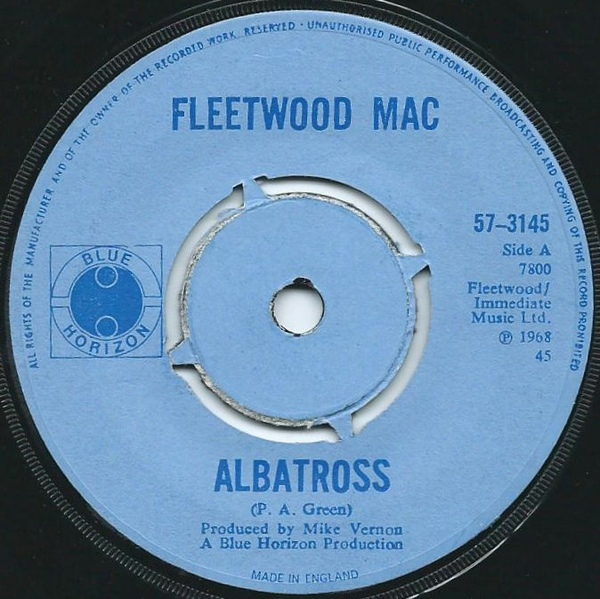 Fleetwood Mac - Albatross