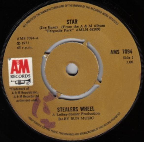 Stealers Wheel -  Star