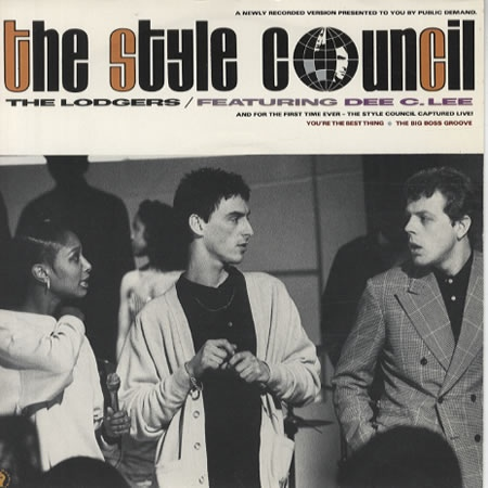 Style Council, The Featuring Dee C. Lee - The Lodgers