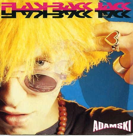 Adamski - Flashback Jack