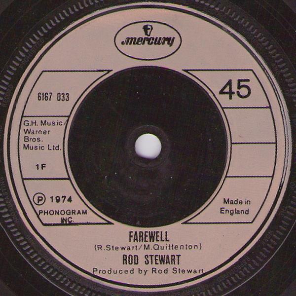 Rod Stewart - Farewell