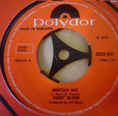 Bobby Bloom - Montego Bay