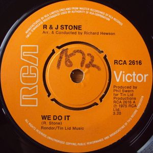 R & J Stone - We Do It