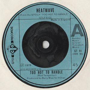 Heatwave - Too Hot To Handle