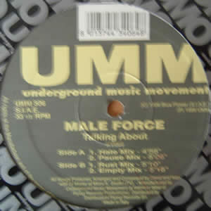 MALE FORCE - TALKING ABOUT