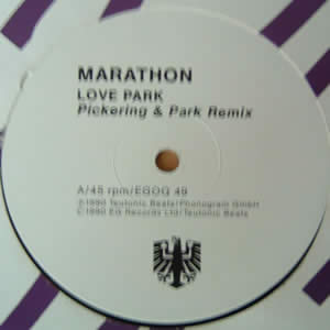 MARATHON - LOVE PARK (REMIX)