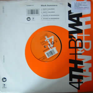 MARK SUMMERS - PARTY CHILDREN / WICKED IN MOMBASSA - 12 inch x 1