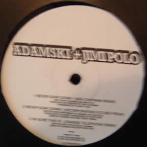 ADAMSKI & SOHO - BORN TO BE ALIVE