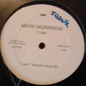 MARK MORRISON - I LIKE (REMIXES)