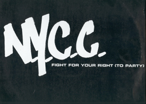 NYCC - FIGHT FOR YOUR RIGHT