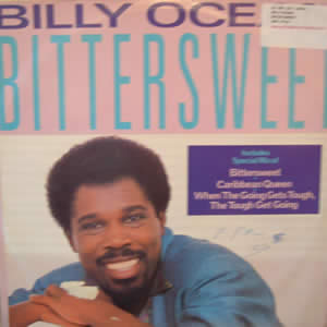 BILLY OCEAN - BITTERSWEET