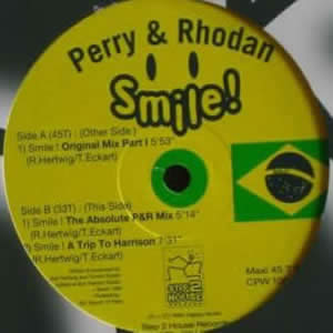 PERRY & RHODAN - SMILE!