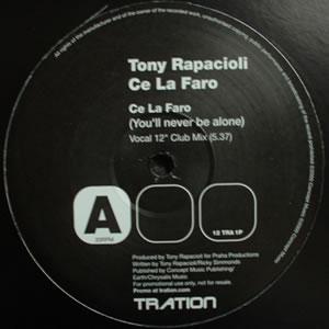 TONY RAPACIOLI - CE LA FARO