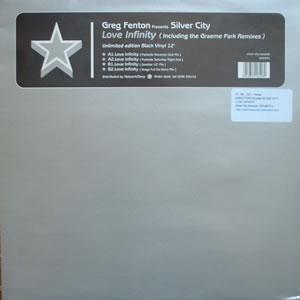 GREG FENTON pres SILVER CITY - LOVE INFINITY
