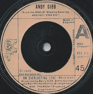 Andy Gibb - An Everlasting Love