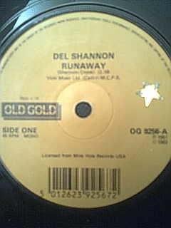 Del Shannon - Runaway / Jody